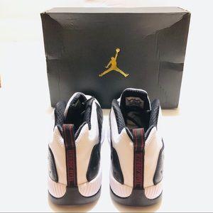 e71e52eb67fb6e Jordan Shoes - Nike Air Jordan Jumpman Team II Mens Black White